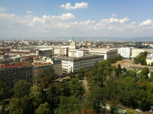 Sophia Bulgaria: Leading City for EU Tourism and IT Technology with http://www.redappleapartments.com