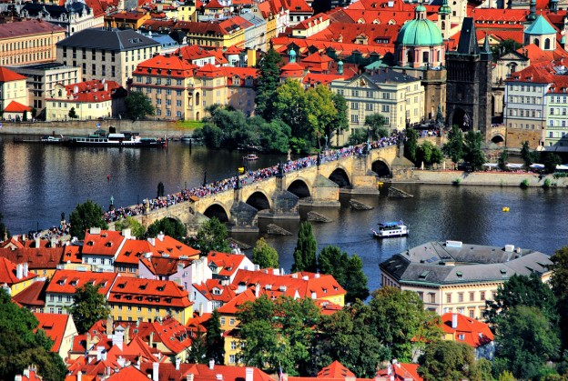 3 Reasons to Visit Prague in June from https://www.redappleapartments.com