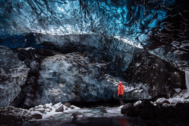 Blue Ice Caves and Other Icelandic Winter Adventures with redappleapartments.com